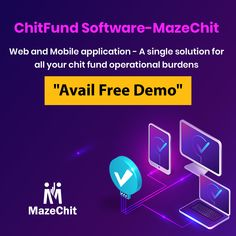 ChitFund Software - Mazechit helps you to manage all your chitfund operations under one roof. Award-winning web-based chitFund Software with Free Demo Link. Online C, Fund Management, Afraid To Lose You, Mobile Application, No Worries, Software, Relationship, Business, Free