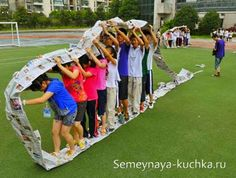 Super team building games for kids youth activities ideas Youth Games, Youth Activities, Activity Games, Fun Games, Party Games, Team Bonding Activities, Teambuilding Activities, Therapy Activities, Movement Activities