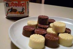 bonbons met nutella