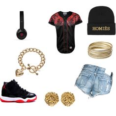 BOY OR GIRL????? by sydneycute1 on Polyvore featuring beauty, Beats by Dr. Dre, Brian Lichtenberg, Versus, Steve Madden, Juicy Couture, One Teaspoon and Sik Silk