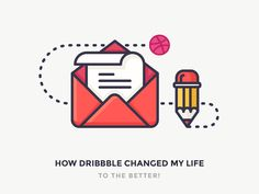 It is unbelievable how drastically my life has changed over the past year! And it is all thanks to Dribbble. This is the community of great and supportive creative minds who are always willing to h...