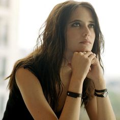EVA GREEN. Love her.