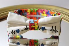 My Heart Beats for Someone With Autism - CCC #25 by Damaris on Etsy