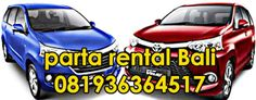 Sewa mobil Avanza di Bali plus driver. Sewa Avanza di Bali IDR 450.000