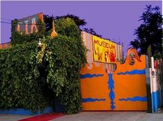 California Institute of Abnormal Arts -  Venue for strange sideshow displays and musical acts