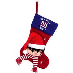 09dd7dbad42 SC Sports New York Giants Baby Mascot Stocking - NFLShop.com Little Sport