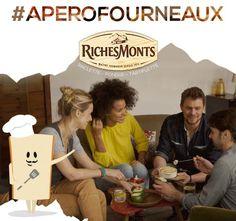 #RichesMonts revient pour une deuxième Moment intitulé #Aperofournaux !