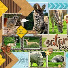 Safari Park Left