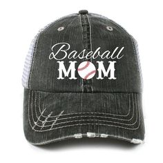 Baseball Mom Trucker Hat $22.00 #momofboys #nashvillestyle #southernlove #countrygirls #wiw #country #countrylove #comfy #southernroots #boutiqueshopping