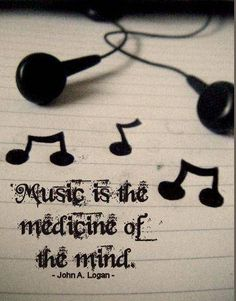 ♫♪  the medicine of the mind ♫♪
