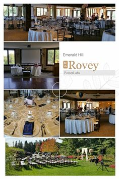 Another new venue on the list...#roveycatering #emeraldhillgolfclub