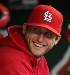 definitely lusting after David Freese after this weekend, along with every other girl in St. Louis