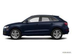 2016 Audi Q3 2.0T Prestige SUV(Utopia Blue Metallic)