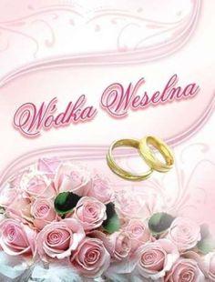 Etykiety z wierszykami naklejki nalepki na wódkę weselną ślub 50szt Tychy - image 1