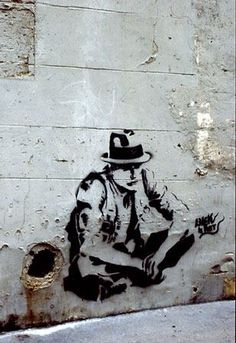 Blek Le Rat Paris france 1992 Joseph Beuys