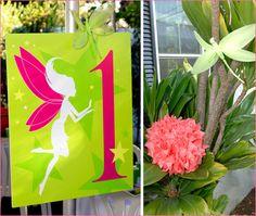 Sneak Peek: Enchanted Fairy Birthday Party