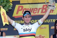 Mark Cavendish Stage 2 winner