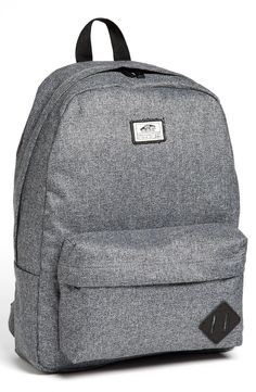 Vans 'Old Skool II' Backpack on Wantering | gifts for him under $100 | mens backpack | mens style | mens fashion | menswear | wantering  http://www.wantering.com/mens-clothing-item/vans-old-skool-ii-backpack/afss4/