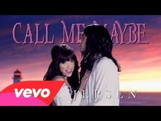 Carly Rae Jepsen---Call Me Maybe (my kids were all surprised when they found me YouTube back when it was more popular).