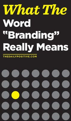 Having a good understanding of your brand is crucial for any company.