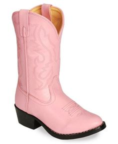 7ad6c5efa3b Toddler Girl Cowgirl boots so cute Girls Cowgirl Boots