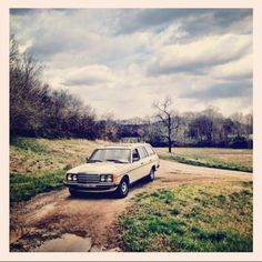 Touring The Countryside In My 300td W 123