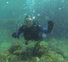 Divers Alert Network, Regulator gets harder to breath the deeper a diver goes