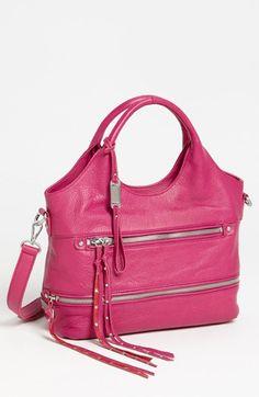 Besos Leather Satchel | Nordstrom