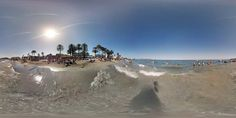 Bora Bora beach, Ibiza をチェック #StreetView アプリで共有