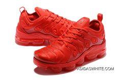eb710d41e9324 Nike Air VaporMax Plus Womens Triple Red Discount