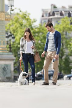 50 Date Night Ideas - Creative Dates for Any Budget - Play with Puppies - Your house may be a little too full to consider adding a four-legged friend, but that doesn't mean you can't look. Head to a local animal shelter and get a fuzzy fix, or log on to theshelterpetproject.org to sign up for opportunities to regularly walk and socialize the furry friends. Click through redbookmag.com for more date ideas you'll both love.