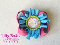 Make a splash pool bow by LillyBeanBowtique on Etsy https://www.etsy.com/listing/290678779/make-a-splash-pool-bow
