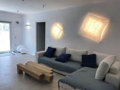 a emotional light Living Room Lighting, House Lighting, Wall Installation, Light Project, Interior Lighting, Ceiling Lamp, Interiores Design, Wall Lights, Light Design