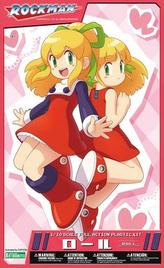 megaman roll - Google Search