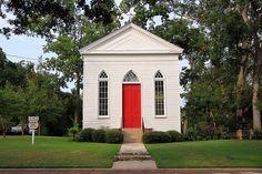 St. Mark's Episcopal Church, 1854