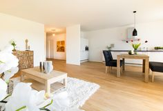 Luna Home Staging - Wohnzimmer