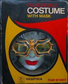 Vampira Glasses