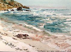 Lorrie of the West Watercolor Studio