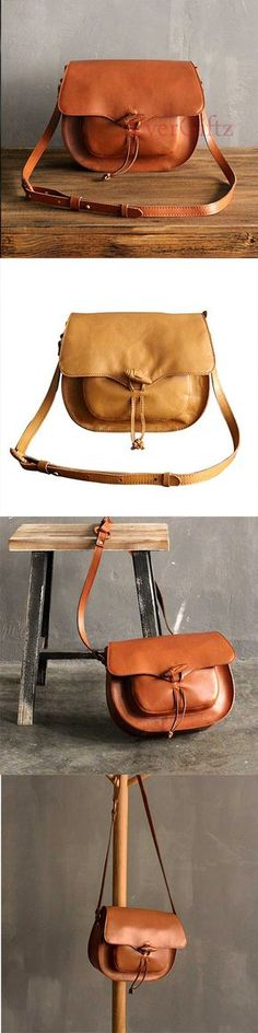 596d4313236 Handmade leather vintage women purse satchel bag shoulder bag crossbody  bag. SchoudertasLederen TassenBoegtasHandgemaakt ...