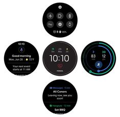 Wear OS gets better with version but what are you supposed to run it on? Blog Design, Ui Design, Circle Ui, Pts 10, Handwriting Recognition, Ars Technica, Android Watch, App Support, Simple Machines