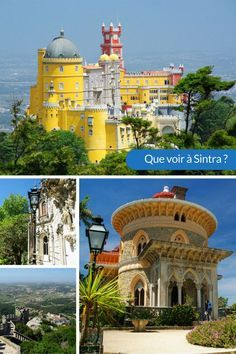 Que voir à Sintra ? Le mini guide sur les nombreux sites à découvrir dans cette ville incroyable non loin de Lisbonne