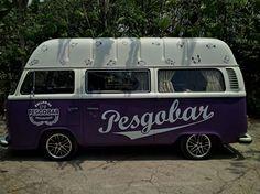 Pesgobar Food Truck.