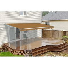 5 Proud Cool Tips: Canvas Deck Canopy canopy cafe home.Canopy Architecture Decks carseat canopy for girls.Carseat Canopy With Window. Gazebo Pergola, Patio Canopy, Pergola Plans, Pergola Ideas, Pergola Kits, Patio Roof, Patio Ideas, Pergola Shade, White Pergola