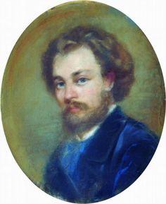 Self-Portrait,   Konstantin Makovsky