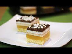 Lambada kolač - kremasta poslastica za kojom je svet poludeo (VIDEO)   StvarUkusa Cake Youtube, No Bake Desserts, Tiramisu, Cravings, Cube, Cheesecake, Cooking Recipes, Sweets, Make It Yourself