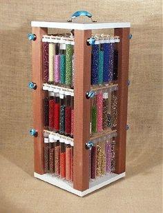 Superior Bead Storage ! Tiny Partz Carousel Type 1 | KianaOriginals - Tools on ArtFire