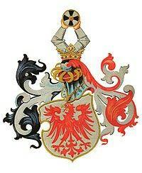 Wappen derer von Creuzburg / Coat of Arms of The Family von Creuzburg / Armas de la Familia von Creuzburg