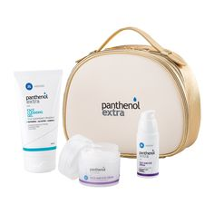 Panthenol extra Men Gift For Her Gold Cleansing Gel, Eye Creams, Cleanse, Serum, Anti Aging, Gifts For Her, Eyes, Face, Health