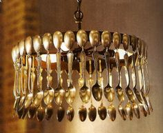 Inspired Designer: Way Cool Products   Recycled Lighting
