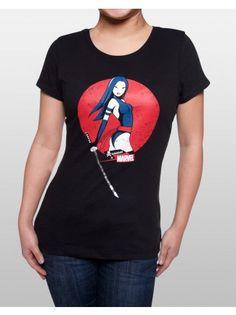 tokidoki x Marvel Psylocke Tee $24 #tokidoki